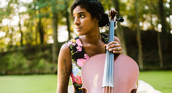 Leyla McCalla Trio in SantaFe
