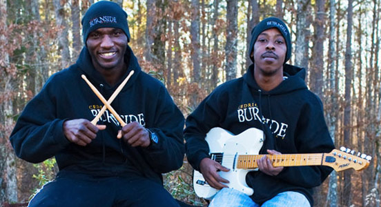"Cedric Burnside Project & Jimmy ""Duck"" Holmes"