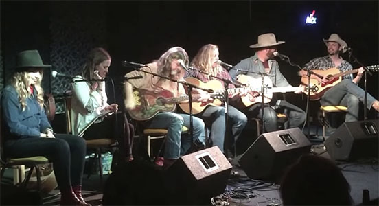 Red River Songwriters in Concert